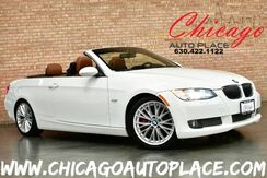2009_BMW_3 Series_335i HARDTOP/CONVERTIBLE - 3.0L DI I6 TWIN-TURBOCHARGED ENGINE REAR WHEEL DRIVE PREMIUM PACKAGE SPORT PACKAGE COLD WEATHER PACKAGE KEYLESS GO XENONS_ Bensenville IL