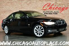 2009_BMW_3 Series_335i xDrive Coupe - 3.0L DI I6 TWIN-TURBO ENGINE ALL WHEEL DRIVE NAVIGATION BEIGE LEATHER HEATED SEATS SUNROOF XENONS BLUETOOTH WOOD GRAIN INTERIOR TRIM_ Bensenville IL
