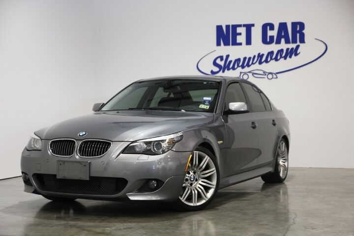 2009 BMW 5 Series 550i Houston TX