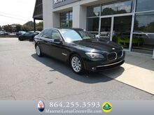 2009_BMW_7 Series_750Li_ Greenville SC
