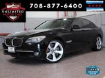 2009 BMW 7 Series 750i Luxury Seating Pkg Cold Weather Pkg