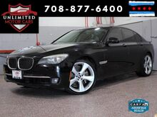 2009_BMW_7 Series_750i Luxury Seating Pkg Cold Weather Pkg_ Bridgeview IL