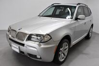 BMW X3 M AWD 4dr 30i M Package 2009