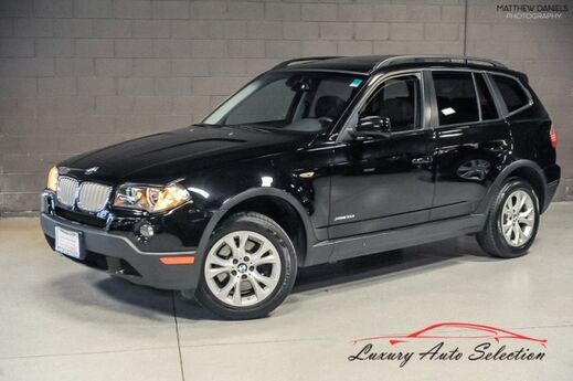 2009 BMW X3 xDrive30i Sport 4dr SUV Chicago IL