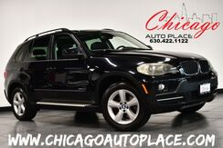 2009_BMW_X5_30i - 3.0L I6 ENGINE ALL WHEEL DRIVE NAVIGATION PARKING SENSORS BLACK LEATHER HEATED SEATS PANO ROOF POWER LIFTGATE_ Bensenville IL