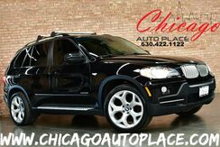 2009_BMW_X5_4.8i - 4.8L V8 ENGINE ALL WHEEL DRIVE NAVIGATION BACKUP CAMERA PARKING SENSORS BLACK LEATHER HEATED SEATS PANO ROOF REAR TV 3RD ROW SEATS POWER LIFTGATE_ Bensenville IL