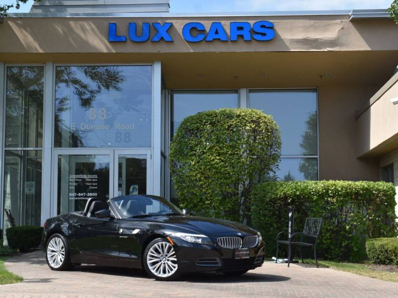 2009_BMW_Z4_sDrive35i Convertible Sport Nav MSRP $61,800_ Buffalo Grove IL