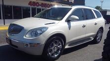 BUICK ENCLAVE CXL, AUTOCHECK CERTIFIED, 3RD ROW, SAT NAV, REMOTE START, HEATED & COOLED LEATHER, ONLY 84K MILES! 2009
