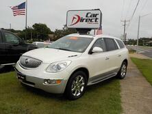 BUICK ENCLAVE CXL, CERTIFIED W/WARRANTY, HEATED LEATHER SEATS, 3RD ROW, NAVI, DVD, BOSE PREMIUM SOUND, LOADED! 2009