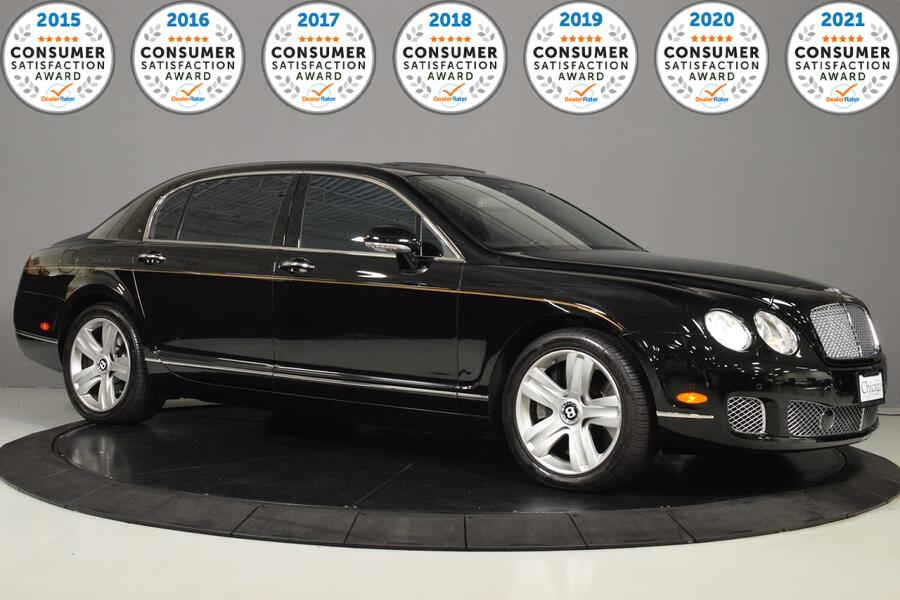 2009_Bentley_Continental Flying Spur__ Glendale Heights IL