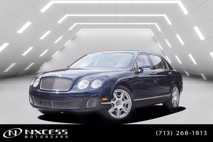 2009 Bentley Continental Flying Spur All Serviced Been Done! Houston TX