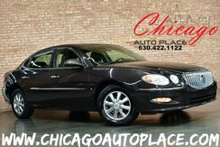 2009_Buick_LaCrosse_CXL - CERTIFIED CLEAN CARFAX LOCAL TRADE 3.8L V6 ENGINE BLACK LEATHER HEATED SEATS WOOD GRAIN INTERIOR TRIM DUAL ZONE CLIMATE_ Bensenville IL