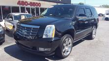 CADILLAC ESCALADE AWD, NAVIGATION, CARFAX CERTIFIED, 3RD ROW, SUNROOF, DVD, BACKUP CAM, REMOTE START, VERY CLEAN! 2009