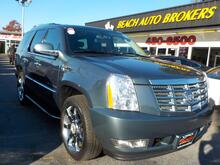 2009_CADILLAC_ESCALADE_ULTRA LUXURY, WARRANTY, LEATHER, HEATED SEATS, NAV, BACKUP CAM, SUNROOF, REMOTE START, 3RD ROW, A/C!_ Norfolk VA
