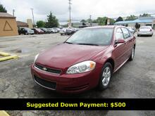 2009_CHEVROLET_IMPALA LT__ Bay City MI