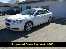 2009_CHEVROLET_MALIBU LS__ Bay City MI