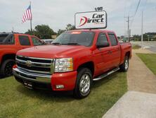 CHEVROLET SILVERADO 1500 LT Z71 OFF-ROAD CREW CAB 4X4, ONE OWNER, AUTOCHECK CERTIFIED, TOW PACKAGE, TONNEAU COVER! 2009