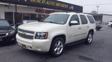 2009_CHEVROLET_TAHOE_LTZ 4X4, CARFAX CERTIFIED, 3RD ROW, SUNROOF, DVD, NAV, SAT, BACKUP CAM, REMOTE START, VERY CLEAN!_ Norfolk VA