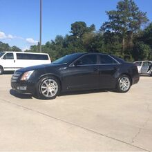 2009_Cadillac_CTS_3.6L SFI with Navigation_ Hattiesburg MS