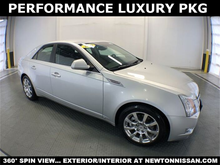 2009 Cadillac CTS Performance Collection Nashville TN