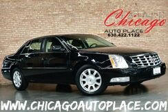 2009_Cadillac_DTS_w/1SE - NORTHSTAR 4.6L DOHC V8 ENGINE FRONT WHEEL DRIVE BLACK LEATHER WOOD GRAIN INTERIOR TRIM XENONS_ Bensenville IL