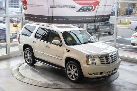 2009_Cadillac_Escalade_AWD_ Chantilly VA