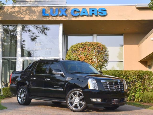 2009_Cadillac_Escalade EXT_Luxury Nav Rear DVD AWD_ Buffalo Grove IL