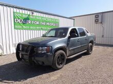 2009_Chevrolet_Avalanche_LS 4WD_ Spokane Valley WA