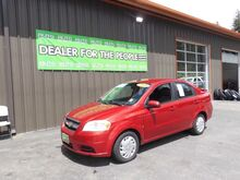 2009_Chevrolet_Aveo_LS_ Spokane Valley WA