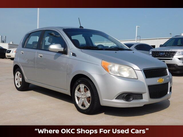 780 Credit Score >> 2009 Chevrolet Aveo5 1LT Oklahoma City OK 24880101