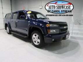 Chevrolet Colorado LT Crew Cab 2009