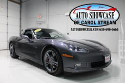 2009_Chevrolet_Corvette_Convertible_ Carol Stream IL