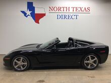 2009_Chevrolet_Corvette_LT4 LS3 Targa GPS Navi Heated Leather Bose New Tires_ Mansfield TX