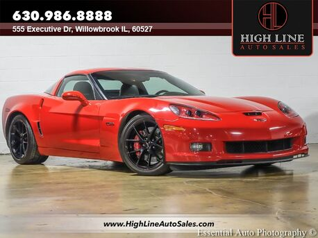 2009_Chevrolet_Corvette_Z06 w/1LZ_ Willowbrook IL