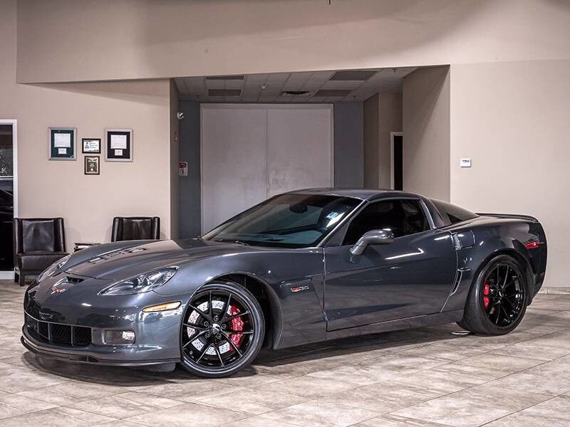 2009_Chevrolet_Corvette Z06 w/3LZ_Coupe_ Chicago IL