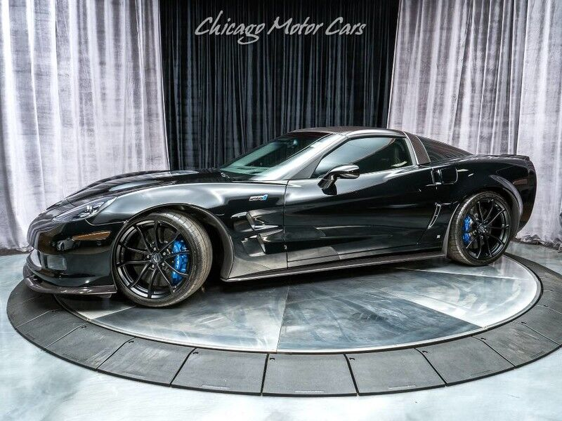 2009_Chevrolet_Corvette_ZR1 w/3ZR_ Chicago IL