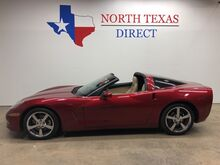 2009_Chevrolet_Corvette_w/4LT Performance Pkg 6.2 LS3 Gps Navigation Targa Top_ Mansfield TX