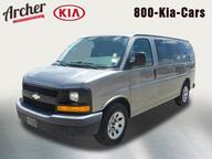 2009 Chevrolet Express G1500 Houston TX