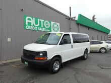 2009_Chevrolet_Express_LT 3500_ Spokane Valley WA