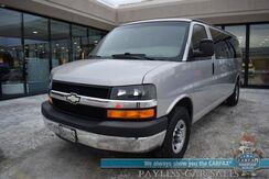 2009_Chevrolet_Express Passenger_/ 6.0L V8 / Automatic / Power Locks & Windows / Seats 8 / Aux Jack / Cruise Control / Tow Pkg / Only 89k Miles_ Anchorage AK