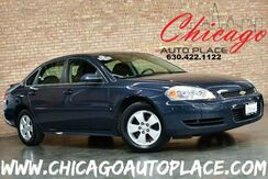 2009_Chevrolet_Impala_3.5L LT - 1 OWNER 3.5L V6 E85 ENGINE FRONT WHEEL DRIVE BLACK LEATHER HEATED SEATS BOSE AUDIO WOOD GRAIN INTERIOR TRIM CLIMATE CONTROL_ Bensenville IL