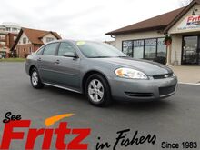 2009_Chevrolet_Impala_3.5L LT_ Fishers IN