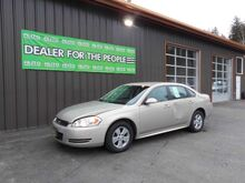 2009_Chevrolet_Impala_LT_ Spokane Valley WA