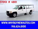 2009 Chevrolet Silverado 1500 ~ Extended Cab ~ Only 29K Miles!