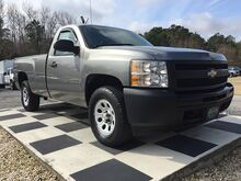 2009_Chevrolet_Silverado 1500 4WD_Reg Cab Work Truck_ Outer Banks NC
