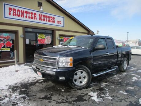 2009 Chevrolet Silverado 1500 LT Ext. Cab Short Box 4wd Middletown OH