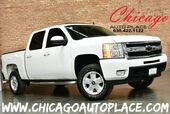 2009 Chevrolet Silverado 1500 LTZ - CREW CAB 4WD 5.3L VORTEC V8 FLEX-FUEL ENGINE GRAY LEATHER NAVIGATION WOOD GRAIN TRIM SUNROOF