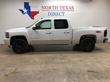 2009_Chevrolet_Silverado 1500_LTZ 4WD Touch Screen Heated & AC Leather American Outlaw_ Mansfield TX