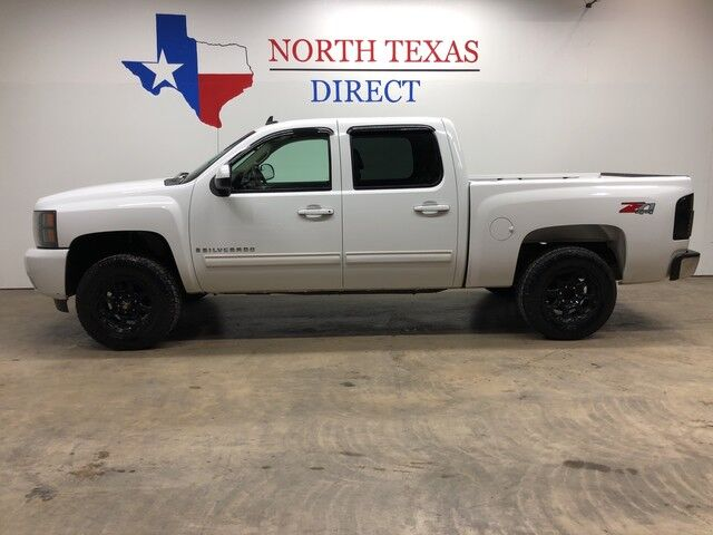 2009 Chevrolet Silverado 1500 LTZ 4WD Touch Screen Heated & AC Leather American Outlaw Mansfield TX
