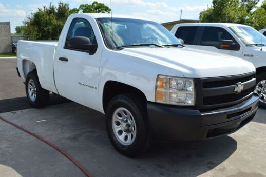 2009 Chevrolet Silverado 1500 Work Truck Standard Box 2WD Houston TX
